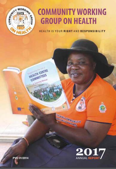 CWGH 2017 Annual Report