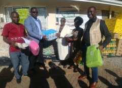 Cyclone Idai survivors get major assistance from CWGH