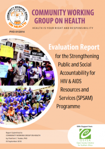 OSISA Evaluation Report
